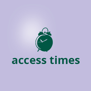 access times